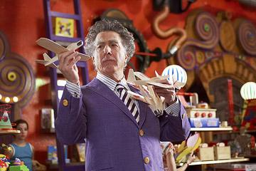 Dustin Hoffman in Fox Walden's Mr. Magorium's Wonder Emporium