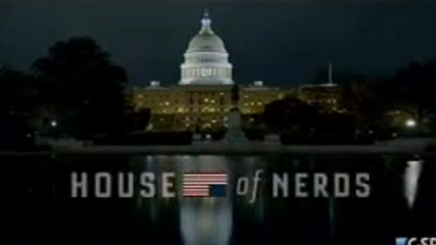 Here's the Nerd Prom 'House of Cards' Spoof Everyone is Talking About