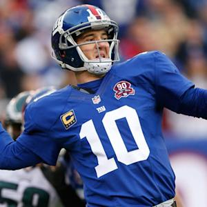 Are the New York Giants contenders in the NFC East?