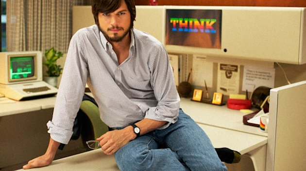 Steve Jobs Biopic 'jOBS' Premieres April 19, on Apple's 37th Anniversary (ABC News)
