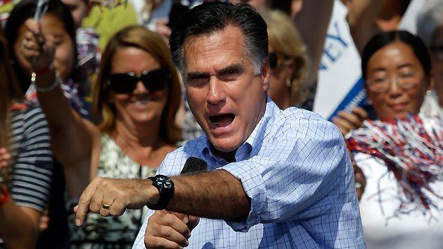 Romney hammers Obama on foreign policy in wake of attacks