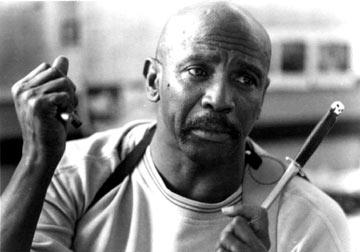 Louis Gossett Jr. in The Punisher
