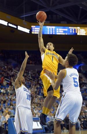 UCLA beats California 79-65 for 6th win in a row