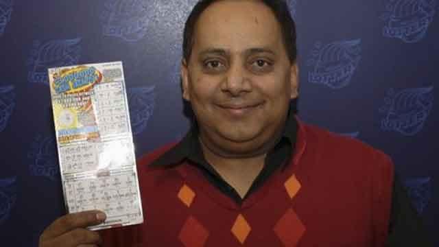 Million dollar lottery winner dies mysteriously in Illinois