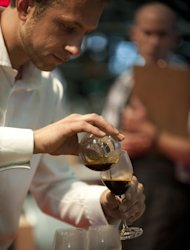 The best coffee makers gathered in Vienna hoping to snag the World Barista Championship