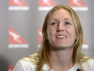 Sally Pearson has declared her desire to claim the 100m hurdles world record