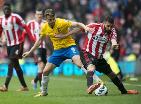 Soccer - Barclays Premier League - Sunderland v Southampton - Stadium of Light