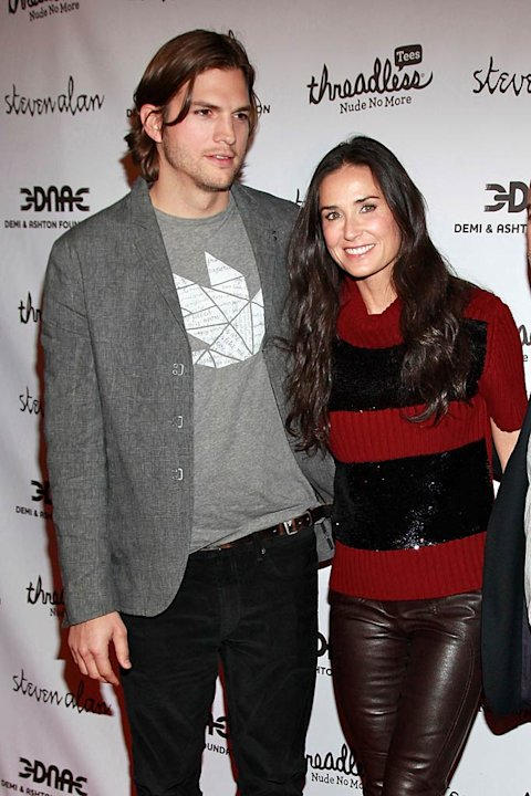 Kutcher Moore Real Men Girls Prty