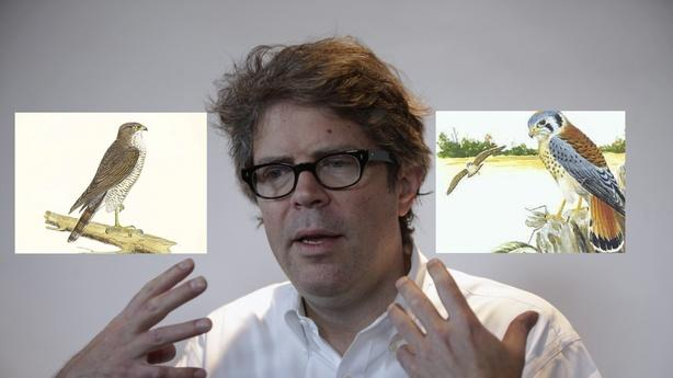 HBO Goes Birding with Jonathan Franzen; More Ghosts of Cookbooks Past