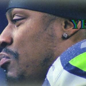 Seattle Seahawks running back Marshawn Lynch to the world: 'Yeah'