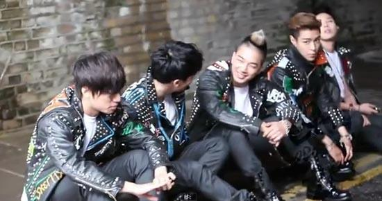 Big Bang Teases with the Making of 'Extraordinary 20's'
