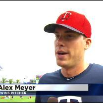 Alex Meyer Pitching For Twins Roster Spot In Fort Myers