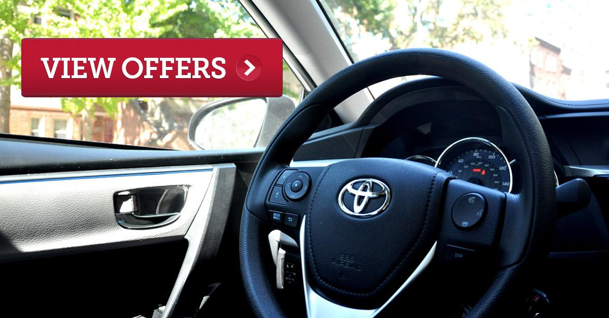 Toyota 2015 Clearance Save Huge on a New Toyota