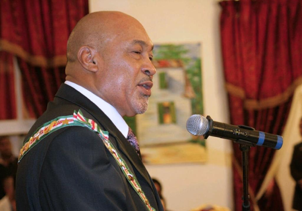 Strongman looms large as Suriname votes