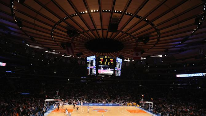Indiana Pacers v New York Knicks