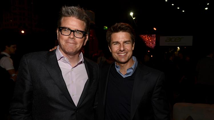 Chris McQuarrie Hints He Will Direct Tom Cruise in 'Mission: Impossible 5'