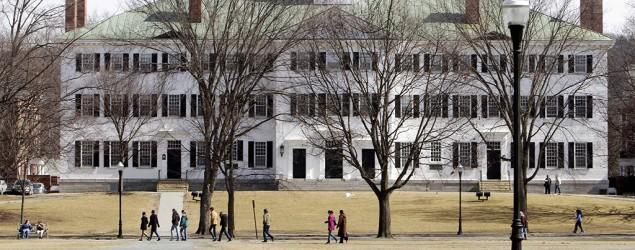 Dartmouth takes drastic step to curb misconduct