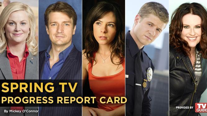 TV Guide Report Card