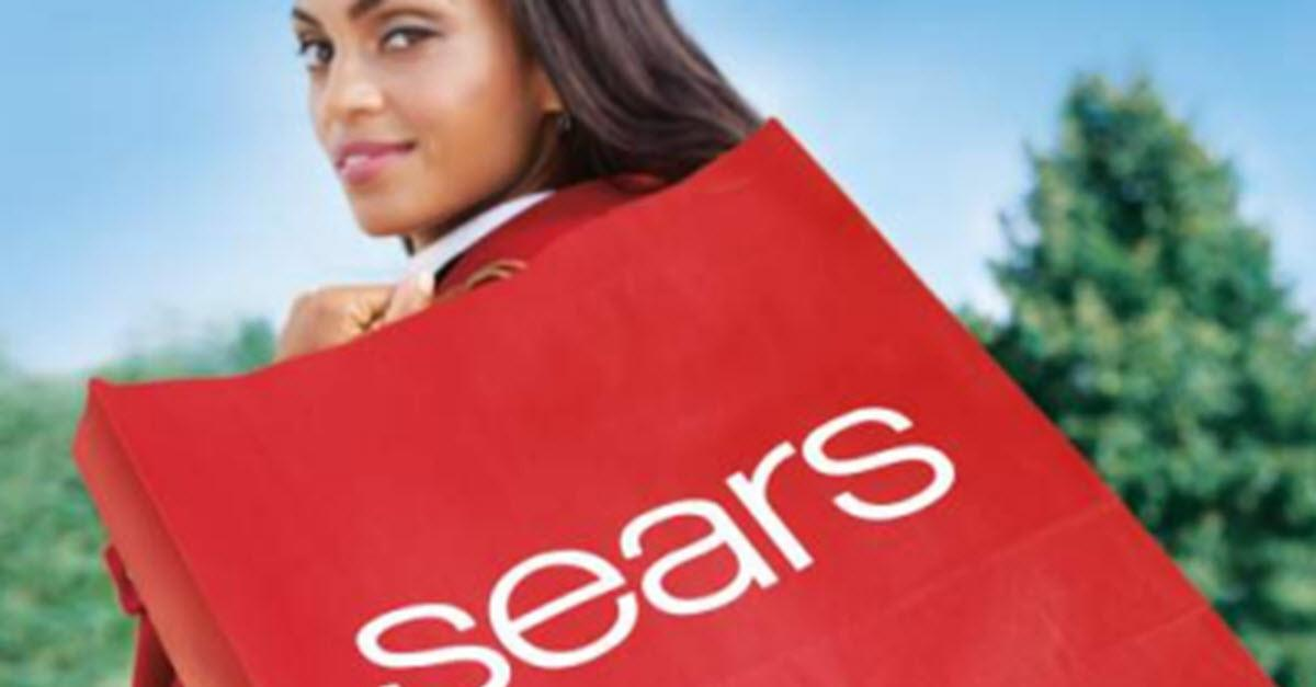 Check Out Extra Savings at Sears®