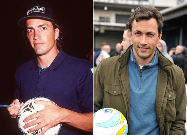 Andrew Shue  - Billy Campbell
