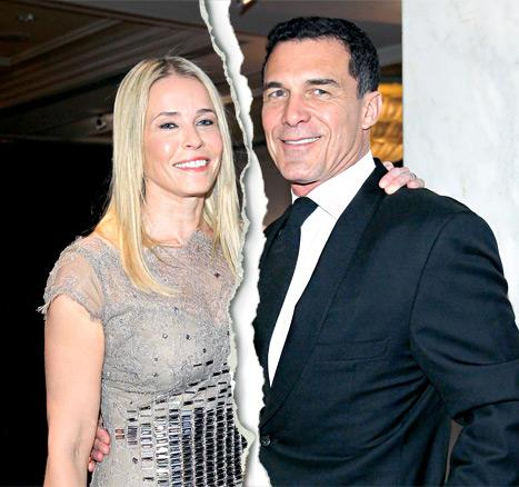 Chelsea Handler, Andre Balazs Split? Says She's Single on Chelsea Lately