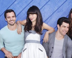 New Girl Exclusive: Get a First Look at Season 2!