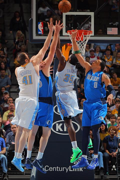 Dallas Mavericks v Denver Nuggets