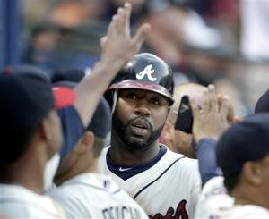 Minor dominant as Braves beat Brewers 2-1