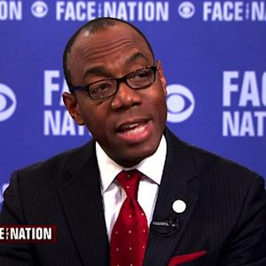 """NAACP president: """"Systemic change"""" needed in wake of Ferguson"""