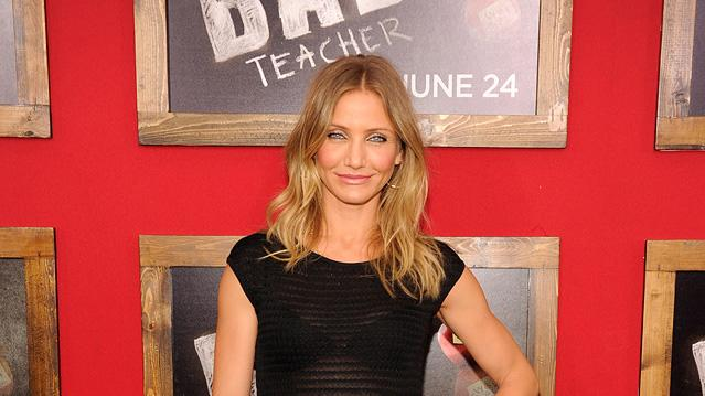 Bad Teacher NY Premiere 2011 Cameron Diaz
