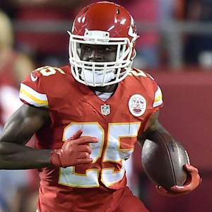 Should you sit Jamaal Charles against SF?