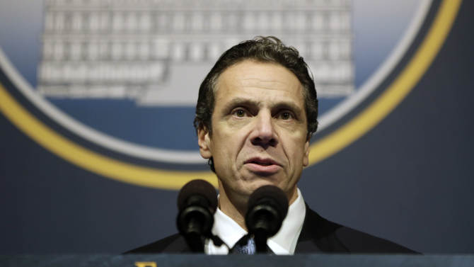 No tax increases, layoffs in Cuomo's $143B budget