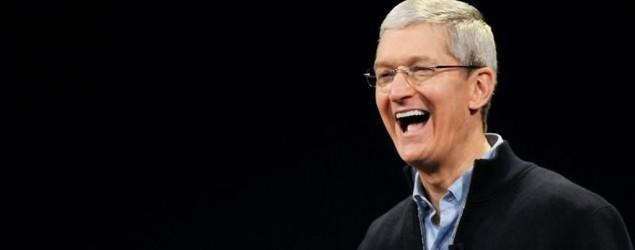 Apple CEO compares Indiana law to Jim Crow laws