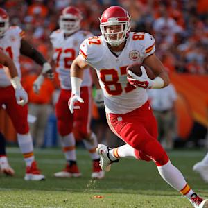 Travis Kelce becoming a TE1 option