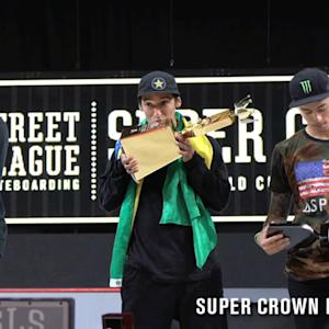 Street League Super Crown Chicago Finals