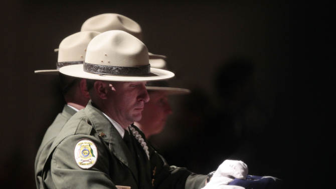 Report: Assaults increase on rangers, park police