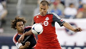Danny Koevermans out, Robert Earnshaw doubtful as Toronto FC forward corps suffer injury blow