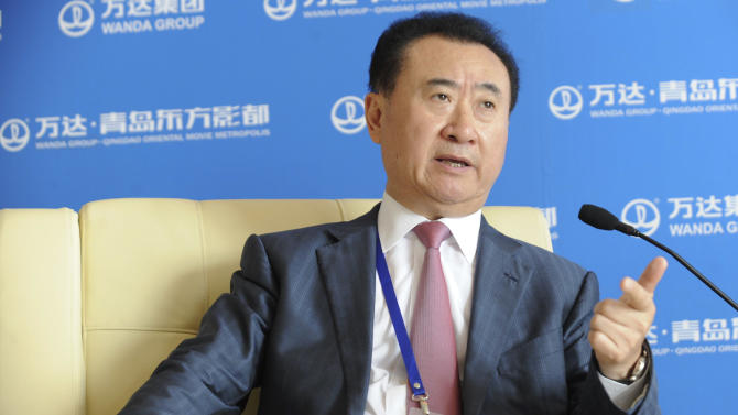 Tycoon plans $8B Chinese Hollywood studio complex