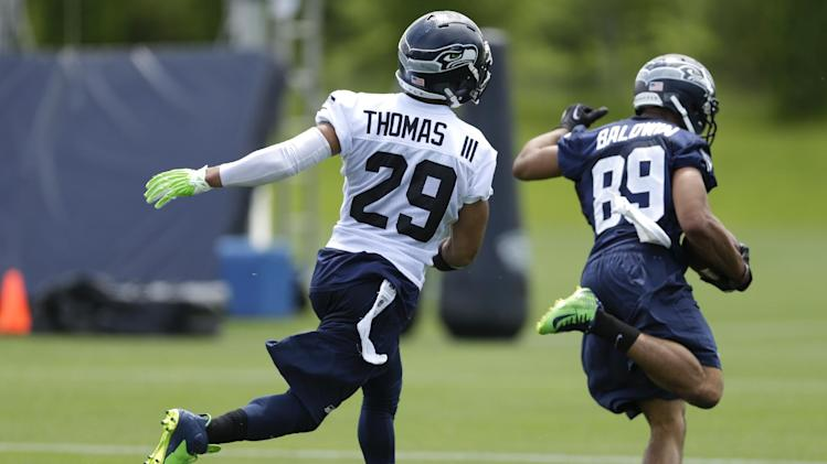Seattle, WR Doug Baldwin agree to extension
