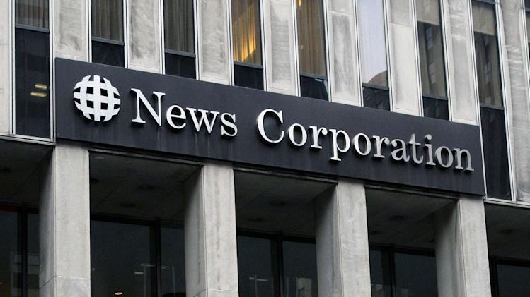 News Corp 1Q revenue, profit misses expectations