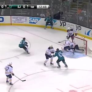 Buffalo Sabres at San Jose Sharks - 10/25/2014
