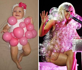 Baby Bubble Gaga