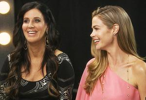 Patti Stanger and Denise Richards | Photo Credits: Bravo