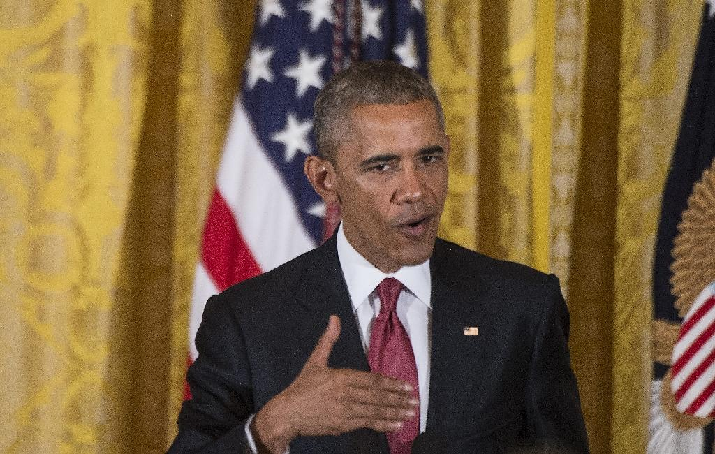 Obama hosts anxious Gulf leaders as sands shift in Mideast