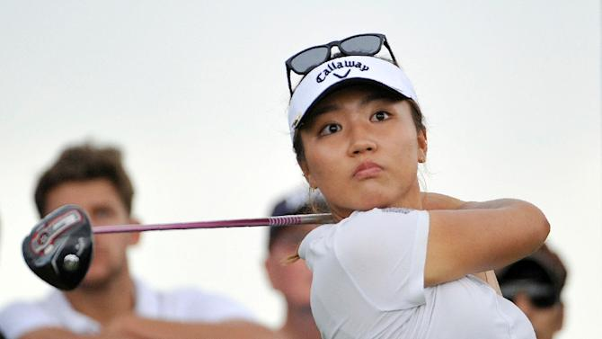 New Zealand's 17-year-old Lydia Ko became golf's youngest male or female world number one last month