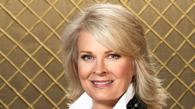 Candice Bergen stars as Shirley Schmidt on the ABC Television Network's Boston Legal