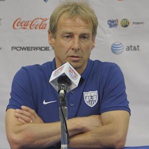 USMNT ready for 'nasty' Gold Cup opener