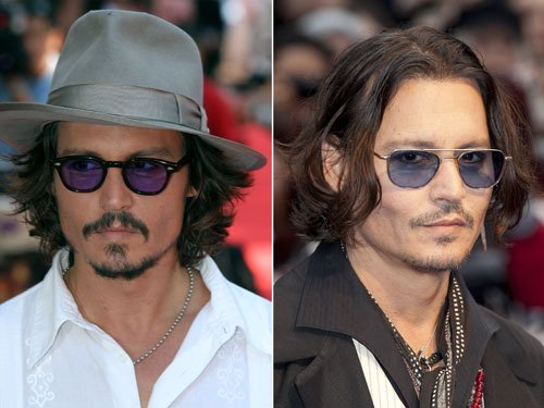 Johnny Depp, Age 49