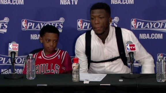 Press Pass: Nate Robinson