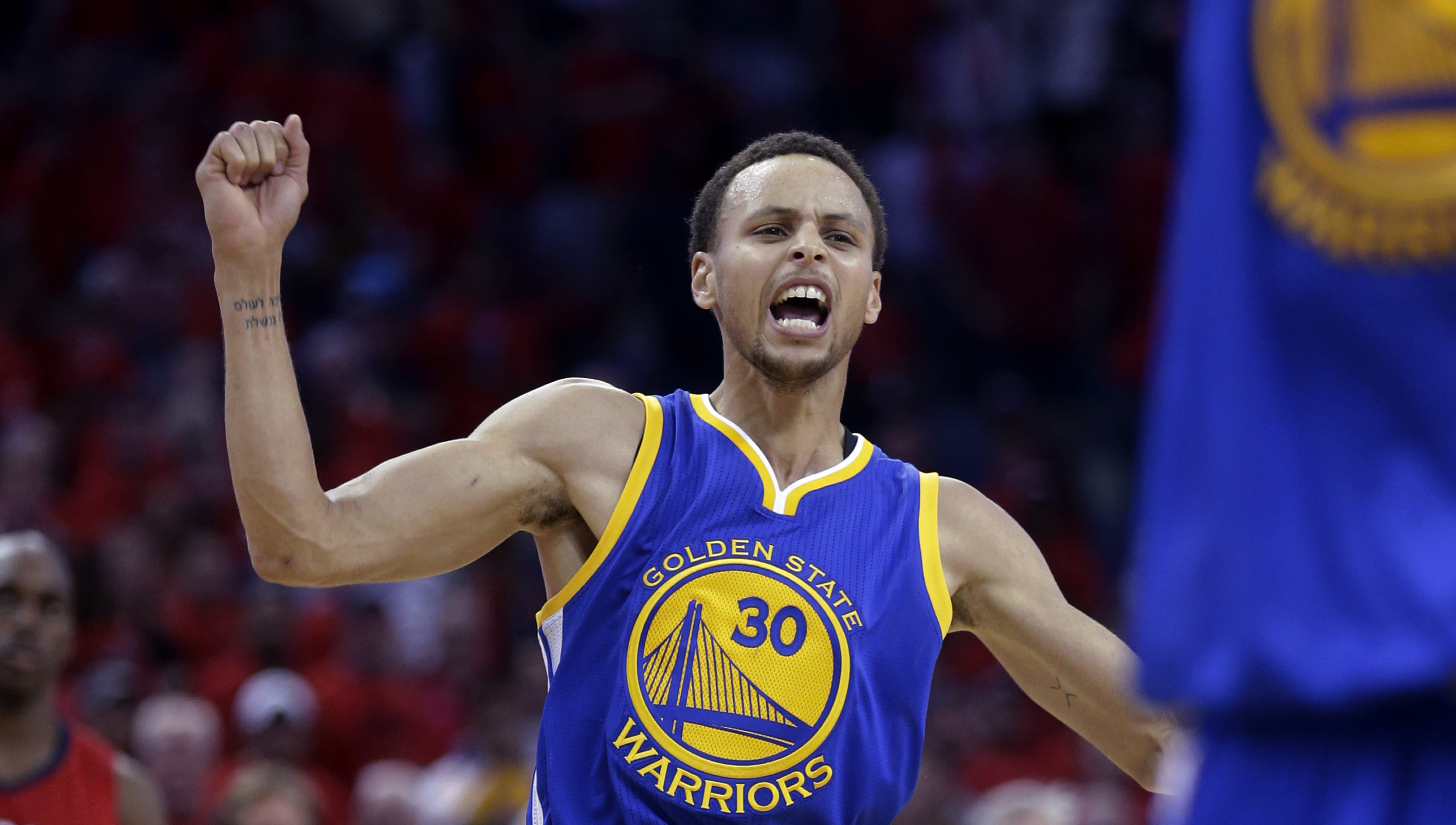 After working OT in NBA playoffs, Curry, Rose can earn rest
